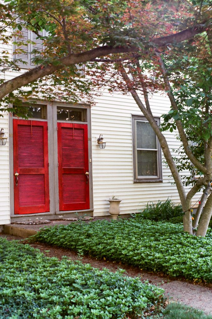 Red Doors, Rocky Hill