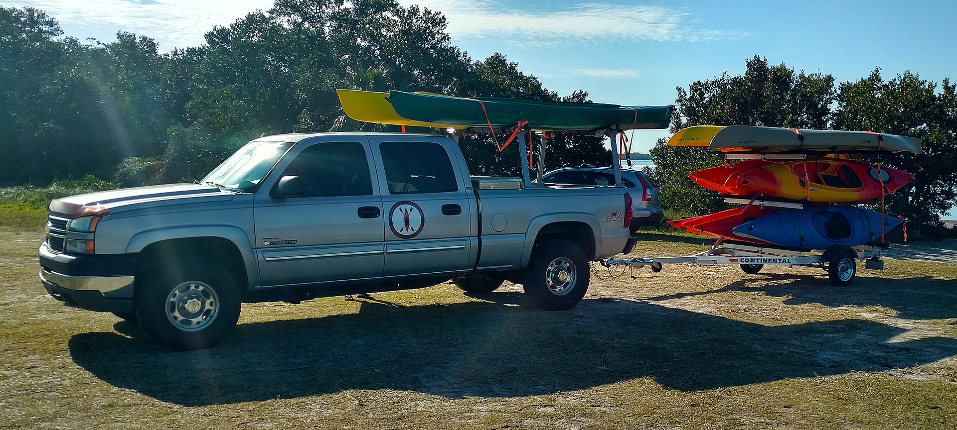 Island Kayak Tours Launch Site