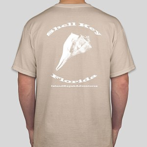 Pre-Order Men's Shell Key T-Shirts