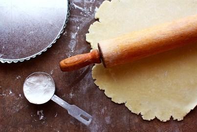 Homemade Pie Crust Pecan Pie
