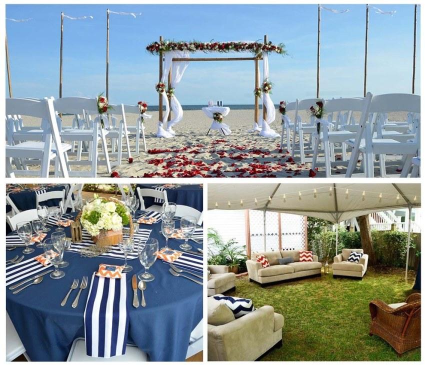 The Winds Resort Beach Weddings
