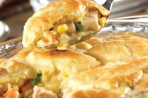 Recipe: Turkey Pot Pie