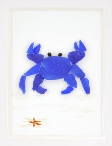 Sea Glass Crab