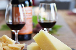 Wine & Cheese It Up!