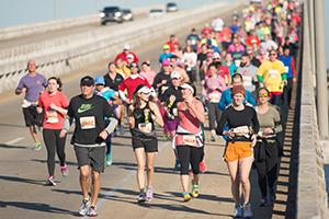 Crystal Coast Half Marathon