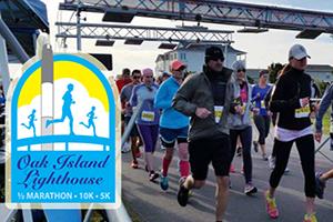 Oak Island Lighthouse Marathon
