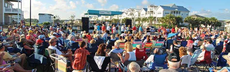 Brunswick Islands Free Concert Series