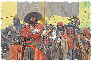 Pirate Invasion Weekend