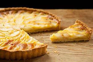 Recipe: Pear Tart