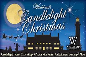 Whalehead Candlelight Tour
