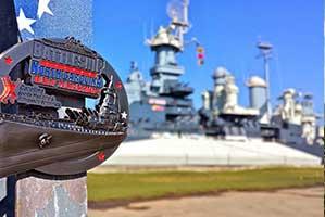 Battleship Half Marathon, 10K and 5K