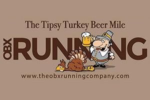 Tipsy Turkey Beer Mile
