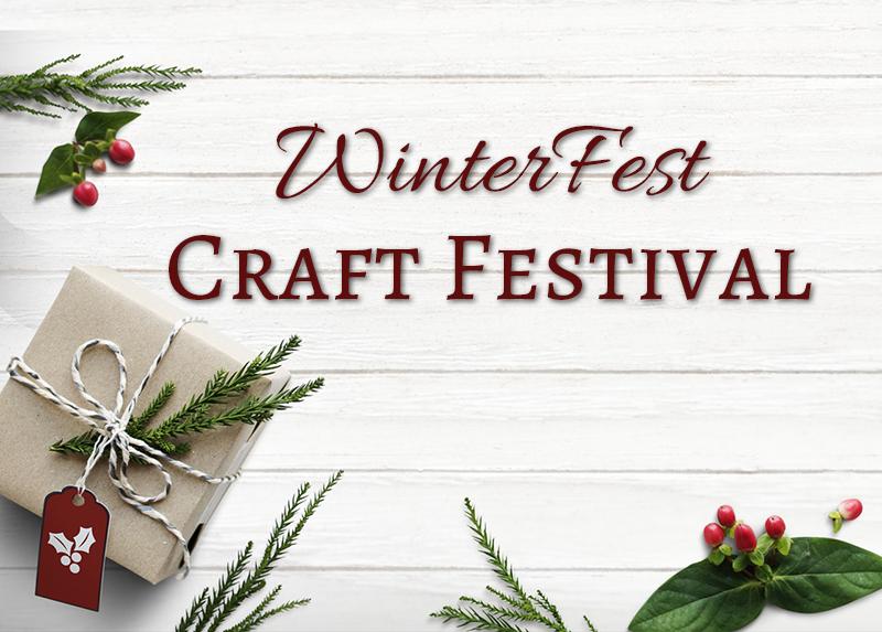 WinterFest Craft Festival: Dec. 8th