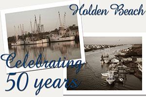 Holden Beach Celebrates 50 Years