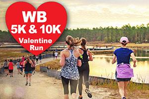 Wrightsville Beach Valentine 5K & 10K