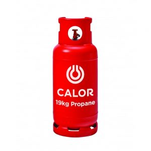 Calor Gas 19kg Propane Gas Cylinder