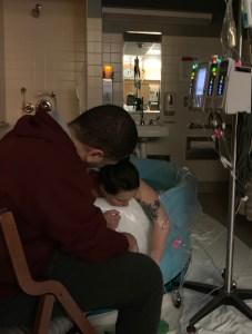 Birth, induction, waterbirth, labor support