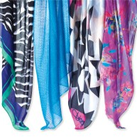 color explosion scarves
