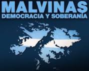 Malvinas democracia y soberanía