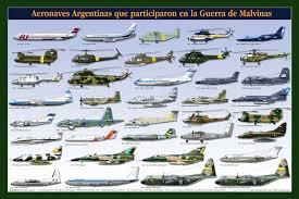 Malvinas flota aviones