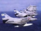 Malvinmas aviación argentina