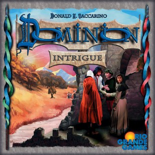 Review: Dominion: Intrigue image