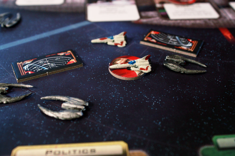 So Say We All (A Review of Battlestar Galactica: The Board Game) image