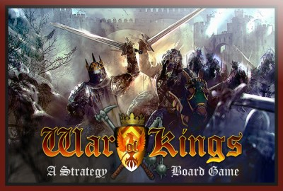 War of Kings Box Top