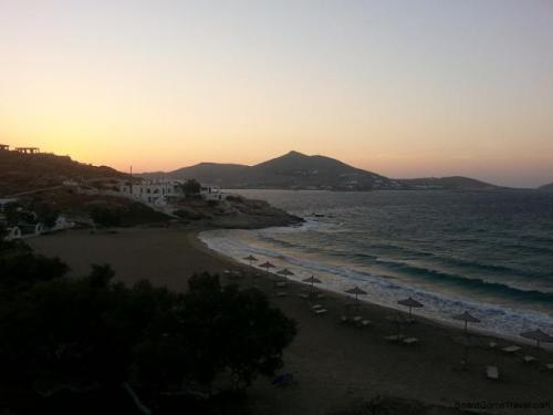 The island of Paros offers several different types of beaches with unique character all their own.