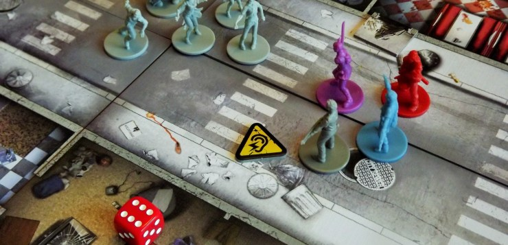Zombicide Heroes in trouble