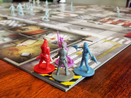 Zombicide Victory
