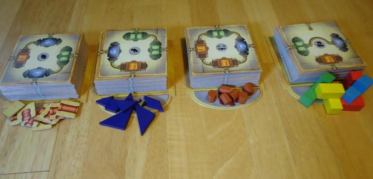 Tile stacks