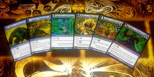 Ascension: Realms Unraveled - Dual Faction Heroes