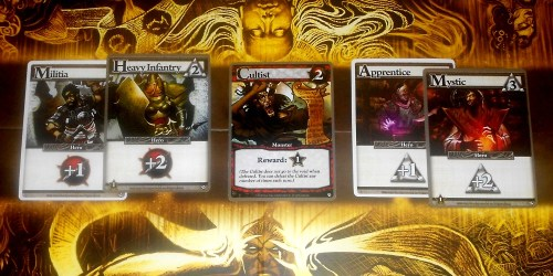 Ascension: Realms Unraveled - Starting Cards