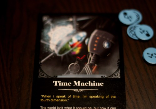Hopefully your Time Machine scheme won't get thwarted