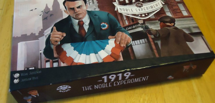 1919: The Noble Experiment Box