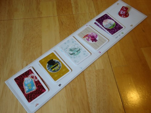 Tokaido Crossroads Board