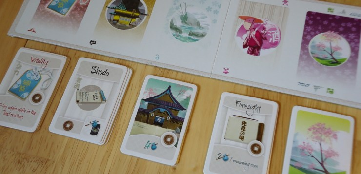 Tokaido Crossroads Card Art