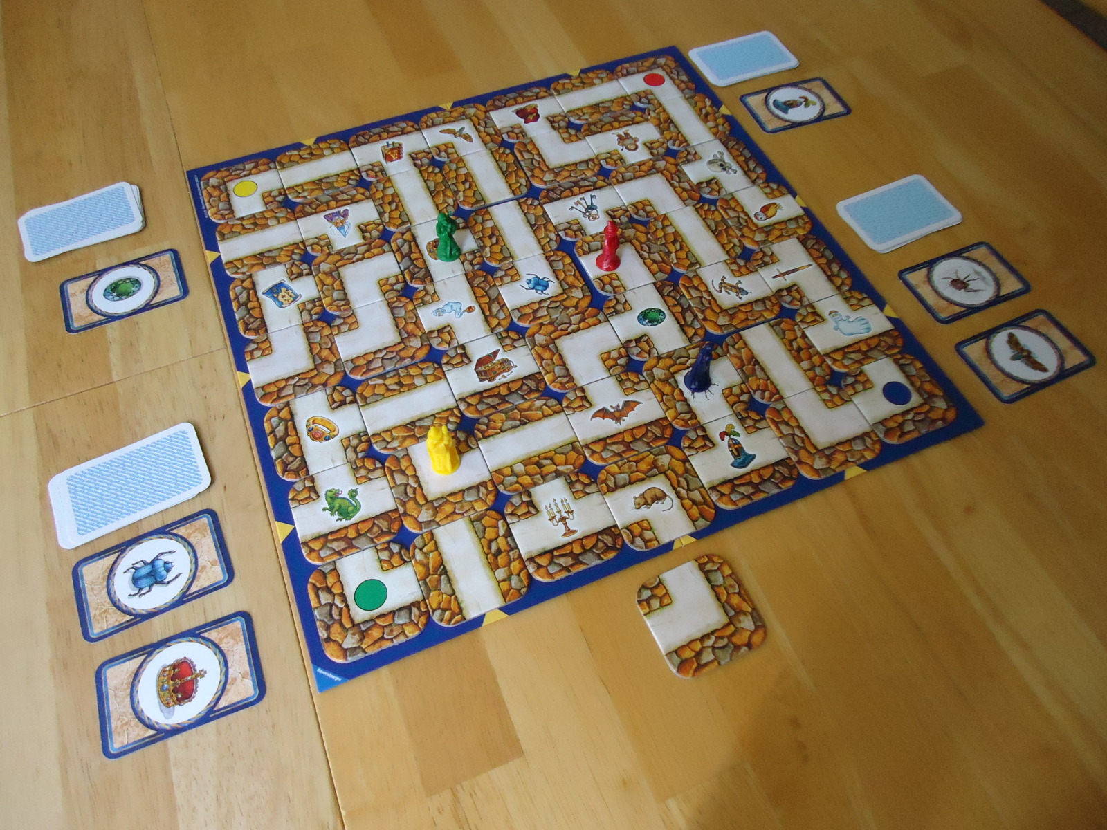 Review Labyrinth