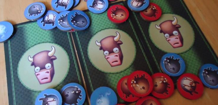 Snapgammon Cow Tokens