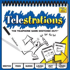 Telestrations gift guide