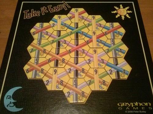 Take it Easy - Board