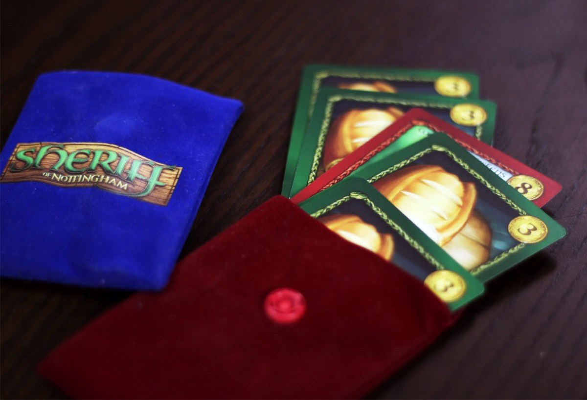 Review: Sheriff of Nottingham image
