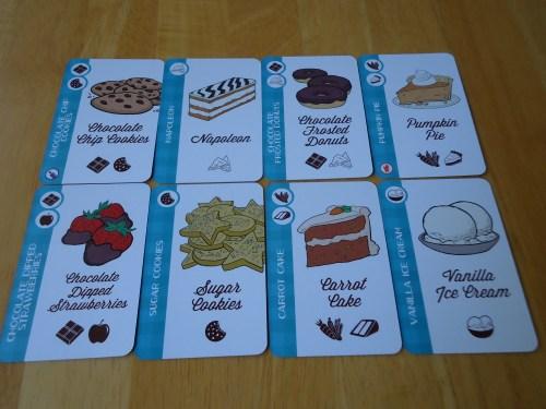 Just Desserts - Dessert Cards