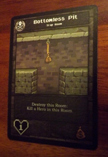 Boss Monster Room Card