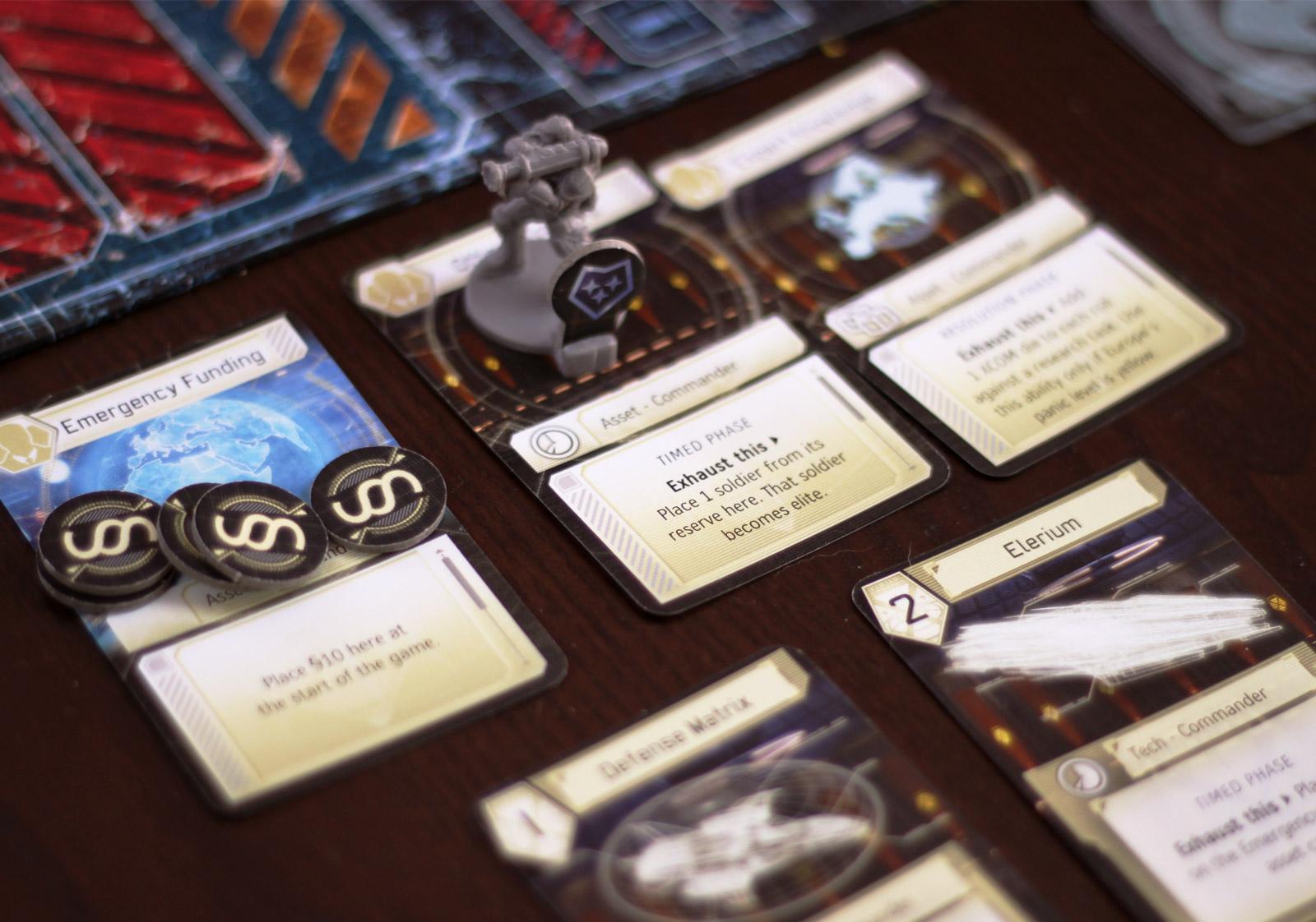 Xcom  Commander Ironman Build Order