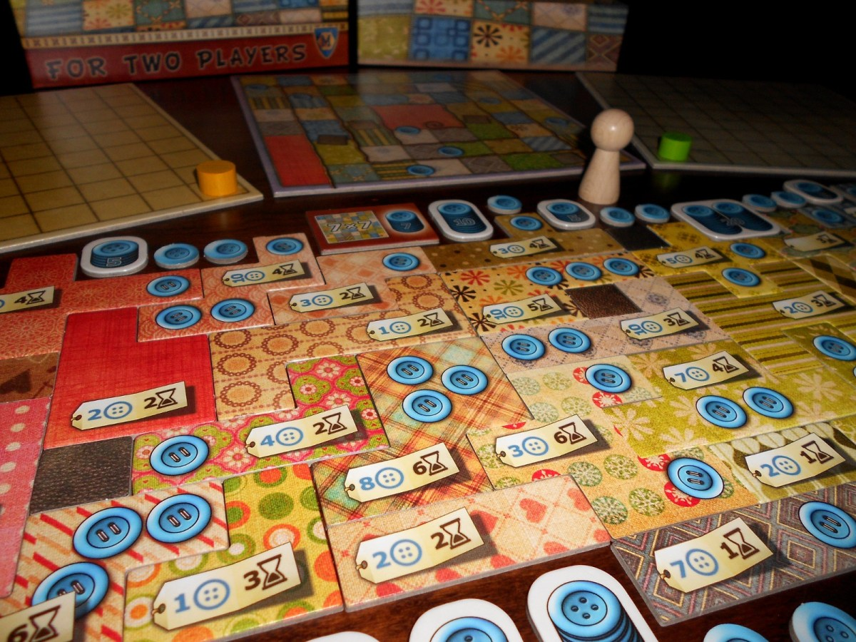 Review: Patchwork image