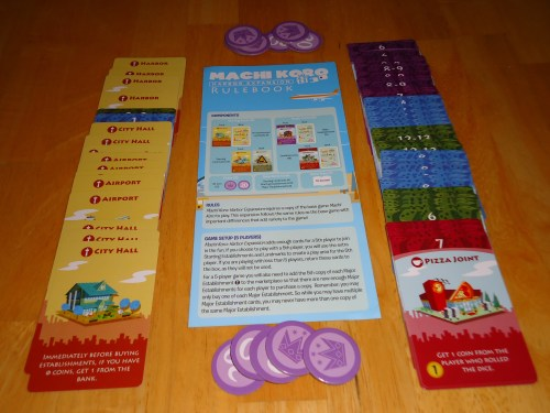 Machi Koro Harbor - Main