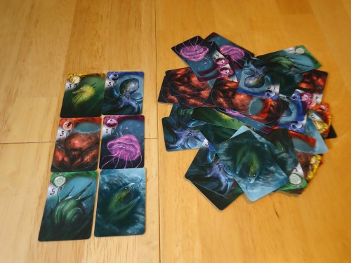 Abyss - Cards