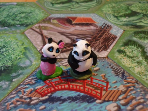 Mr. and Mrs. Panda